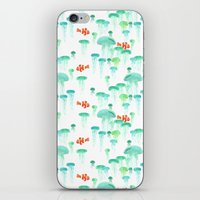 Jellie Pattern iPhone & iPod Skin