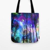 Fantasy Sky Tote Bag