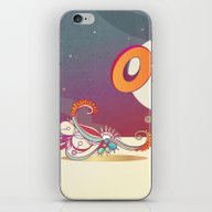 Stay A Float iPhone & iPod Skin