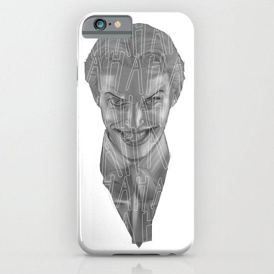 The Joker iPhone & iPod Case