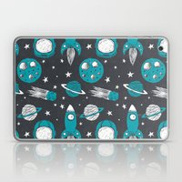 Space Age Laptop & iPad Skin