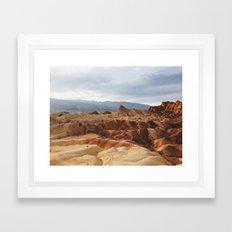 Zabriskie Framed Art Print