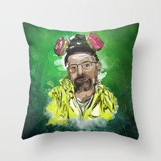 Walter White  Throw Pillow