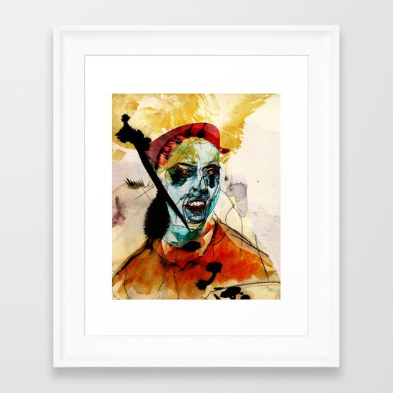 x291012a Framed Art Print