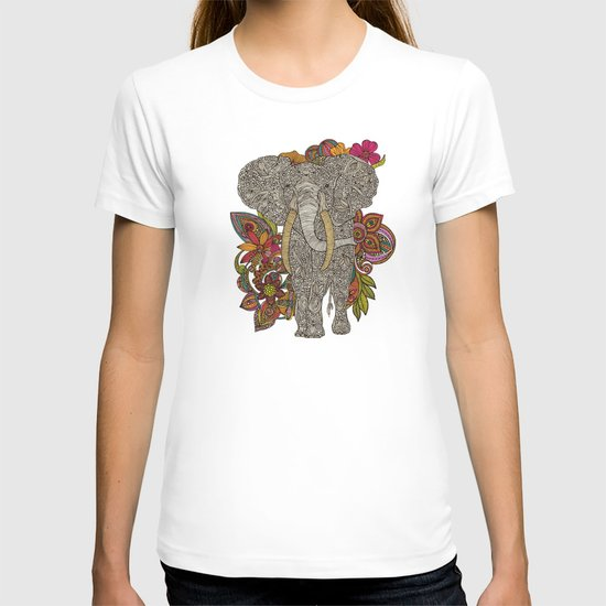 Walking in paradise T-shirt