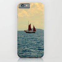 Lonely Boat iPhone 6 Slim Case