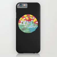 iPhone & iPod Case featuring Life is All Right (Color) by Cupi W