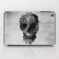 Skull 2 / BW iPad Case
