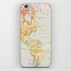 Pastel World iPhone & iPod Skin