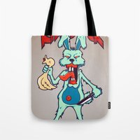 Kill Duck Tote Bag
