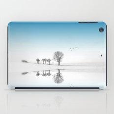 Blue Season iPad Case
