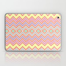 Aztec Tribal Chevron Laptop & iPad Skin