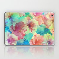 Hibiscus Dream #2 Laptop & iPad Skin