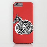 Nesting Dragon iPhone 6 Slim Case