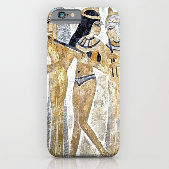 Egyptian Musicians iPhone & iPod Case