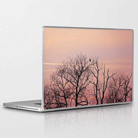 Candy skies Laptop & iPad Skin