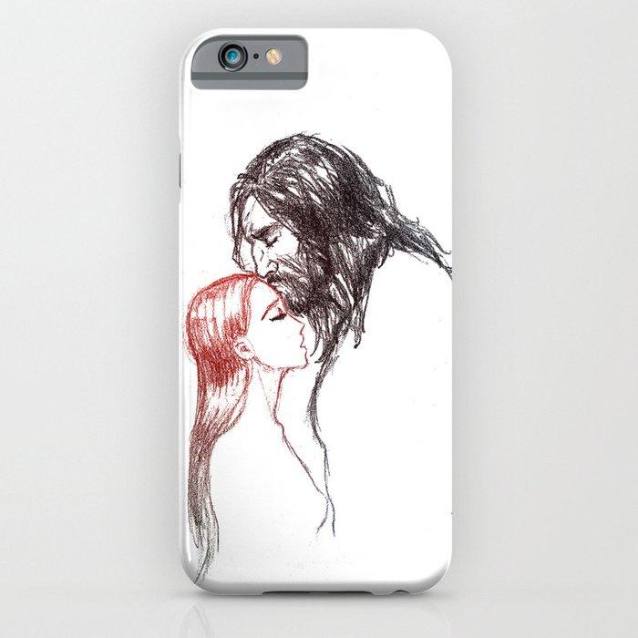 SanSan - Kiss iPhone & iPod Case