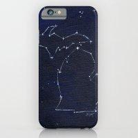 Mitten State Constellati… iPhone 6 Slim Case