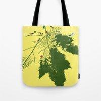 Leaf Tote Bag