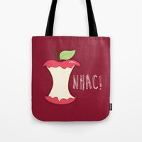 A Apple A Day... Tote Bag