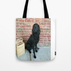 Puppy LOUBe Tote Bag