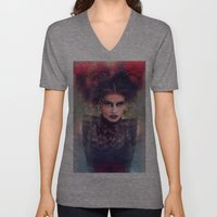Dark Beauty  Unisex V-Neck
