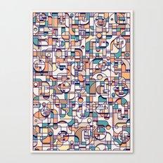 HUMAN BEINGS Canvas Print