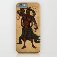 iPhone & iPod Case featuring Darth A-un by happiestfung