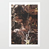 Root Of It All Art Print