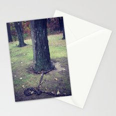 Unchain my Roots Stationery Cards