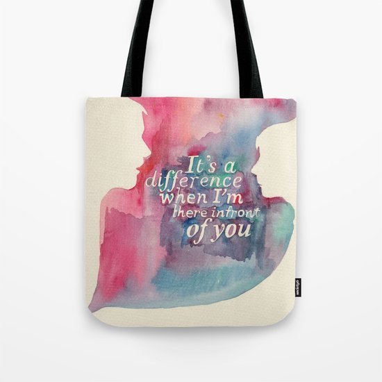My Touch Tote Bag