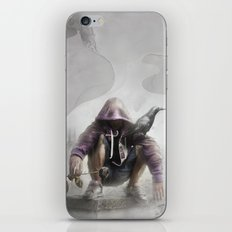 The Crow of Zagreb iPhone & iPod Skin