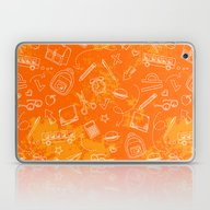 School Chemical #5 Laptop & iPad Skin