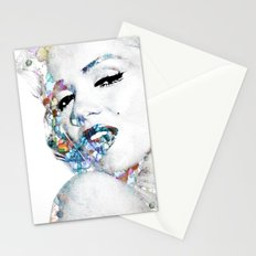 Marilyn Monroe (NOW WITH MORE SIZES) Stationery Cards