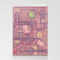 Itinerant Musician Stationery Cards