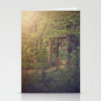 The Secret Garden Stationery Cards