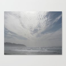 Wondrous Clouds Canvas Print