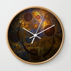 Signs in the Heavens Wall Clock