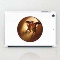 Rain (Pluie) iPad Case