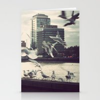 Pigeon Whisper    Stationery Cards