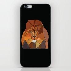 Dark Crystal Lion iPhone & iPod Skin