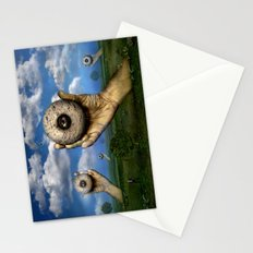 The observation Stationery Cards
