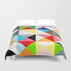 Geometric Morning Duvet Cover