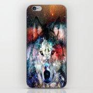 Wolf Universe iPhone & iPod Skin