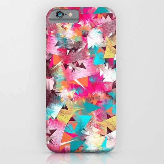 Colorful Place iPhone & iPod Case