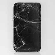 Absolute Black Marble Ed… iPhone (3g, 3gs) Slim Case