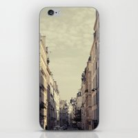 Paris Streets iPhone & iPod Skin