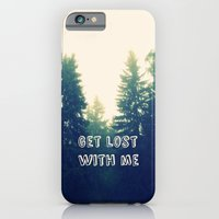 Get Lost With Me iPhone 6 Slim Case