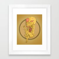 Baby Framed Art Print