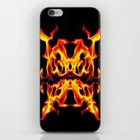 Fireing iPhone & iPod Skin
